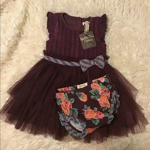 Matilda Jane dress - 18-24months